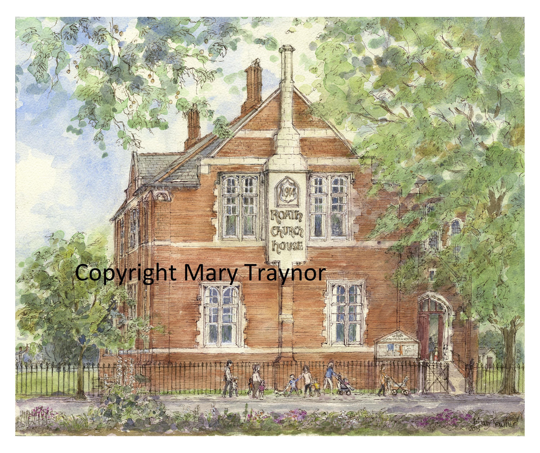 23 Roath Church House
